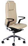 Cosmo Leather series office chairs