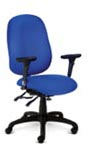 Logic collection business chairs