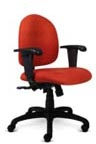Precept collection commercial chairs