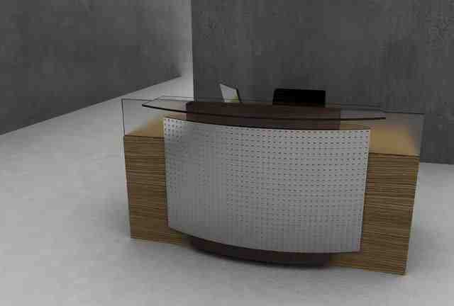 Citadel Modern Reception Desk On