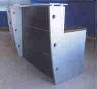 akara stainless steel leg assembly