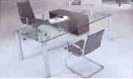 lotus glass executive modern office furniture