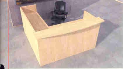 polo reception desk
