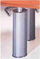 promise stainless steel leg