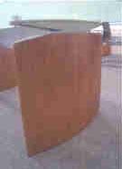treazure veneer elliptical leg