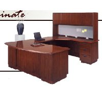 Eclipse executive office furniture laminate office furniture from DMI