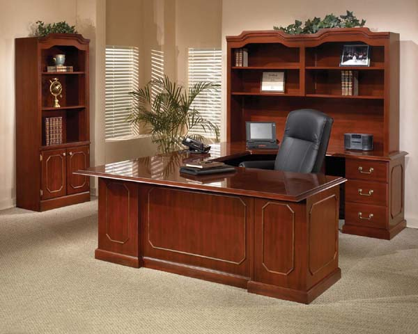 ambassador traditional laminate office furniture by dmi office furniture