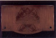Americus inlay desk top
