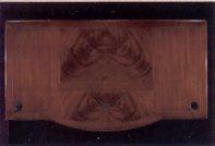 Americus inlay desk top
