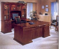 DelMar Series home office desk
