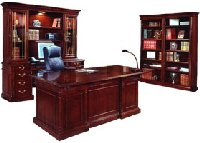 Keswick traditional veneer office furniture