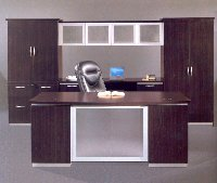 Pimlico contemporary home office desk