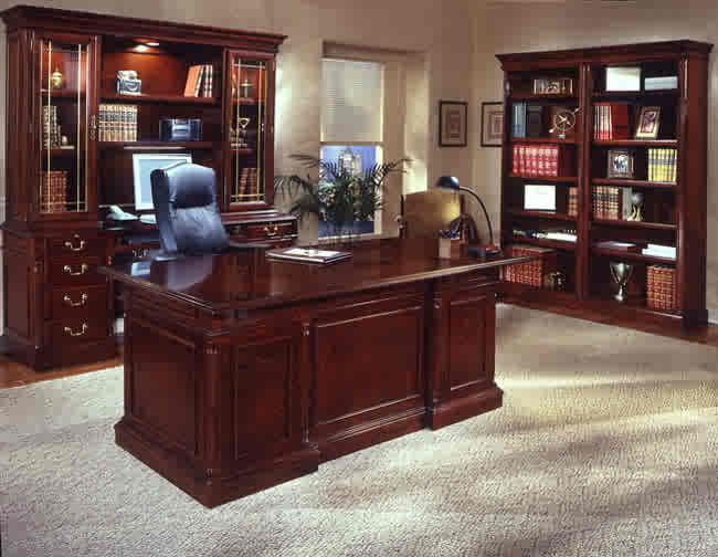 Keswick Series Of Traditional Office Furniture From DMI