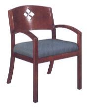 diamond back guest chair