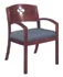 diamond back guest chair