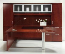 Cascade from Impact made by La-Z-Boy executive office furniture 