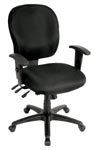 Racer collection commercial chairs