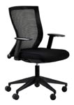 Curv series ergonomic business chairs