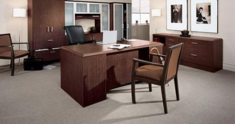 Freeport Laminate Office Furniture By Global On Sale Now For Half Price