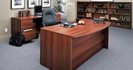 halton executive office furniture office suite from Global
