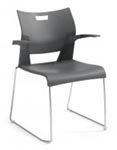 Duet series commercial seating