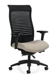 Loover series global total office seating