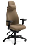 Obusforme ergonomic office seating