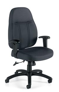 tilter chair with arms 2