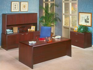 2200 series executive desk suite