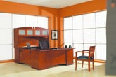 Affirm contemporary veneer office furniture