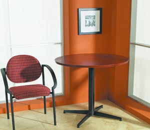 affirm round conference table