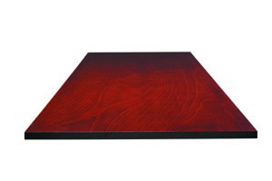 affirm top mahogany