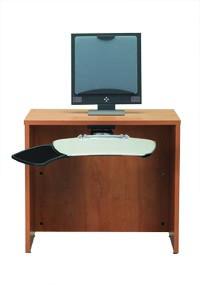 agility computer desk