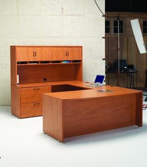 agility u desk hutch 1