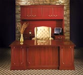 bedford traditional laminate office furniture