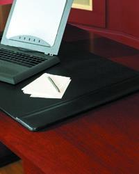 inverness desk pad detail