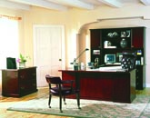 Legacy traditional veneer office furniture
