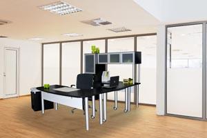 stratus modern u desk suite