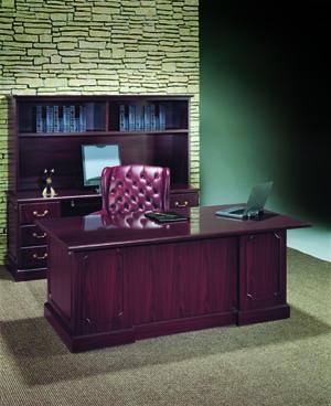 wyndam desk credenza hutch