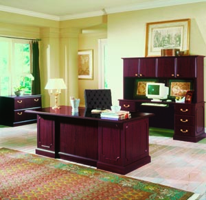 wyndam desk credenza hutch lateral suite