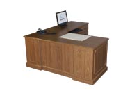 "wyndam ""L"" desk"