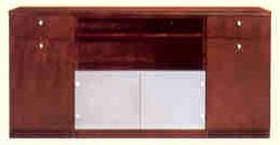 buffet height credenza