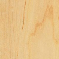 sugar maple laminate finish