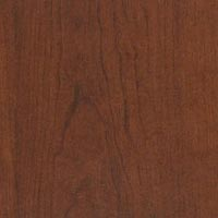 williamsburg cherry laminate finish