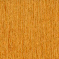 light maple laminate finish