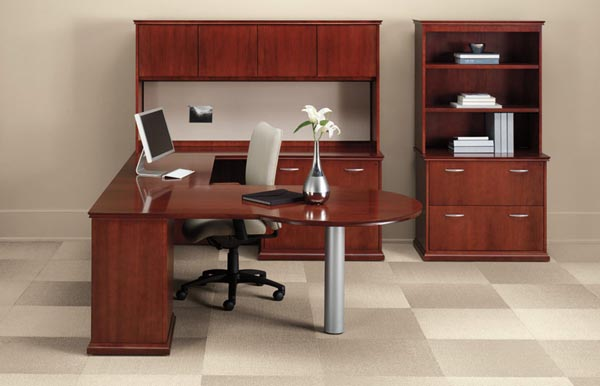 Phoenix Series Transitional Office Furniture From Indiana