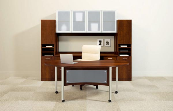 promise can give you a look of modern office furnishings for you office with this executive