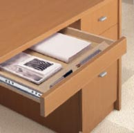 center drawer