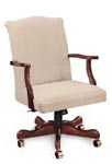 Larson collection traditional office chairs