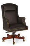 Breman Traditional Judges Chair Style Executive Office Seating